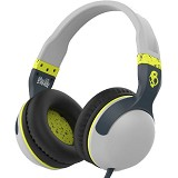 SKULLCANDY Hesh 2 Over-ear w/Mic 1 [S6HSGY-384] - Light Gray - Headphone Full Size